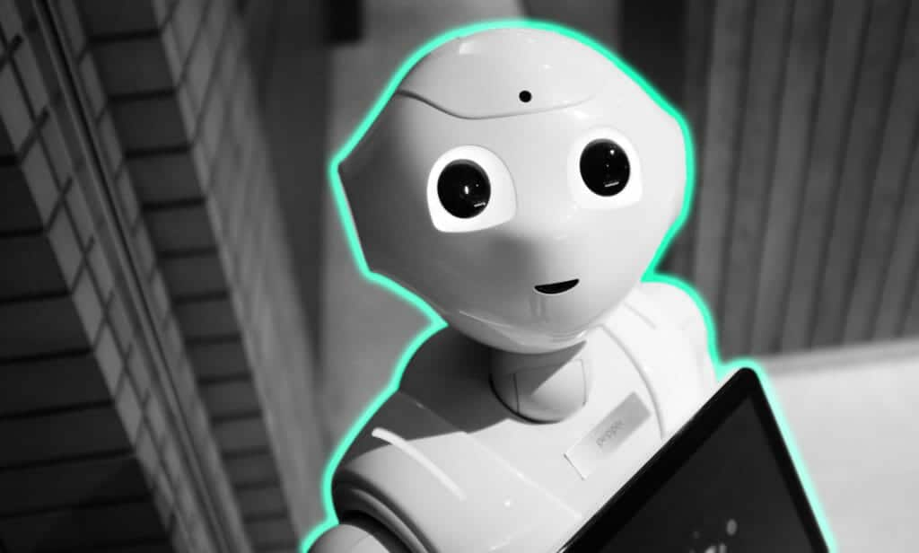 Künstliche Intelligenz - Robot