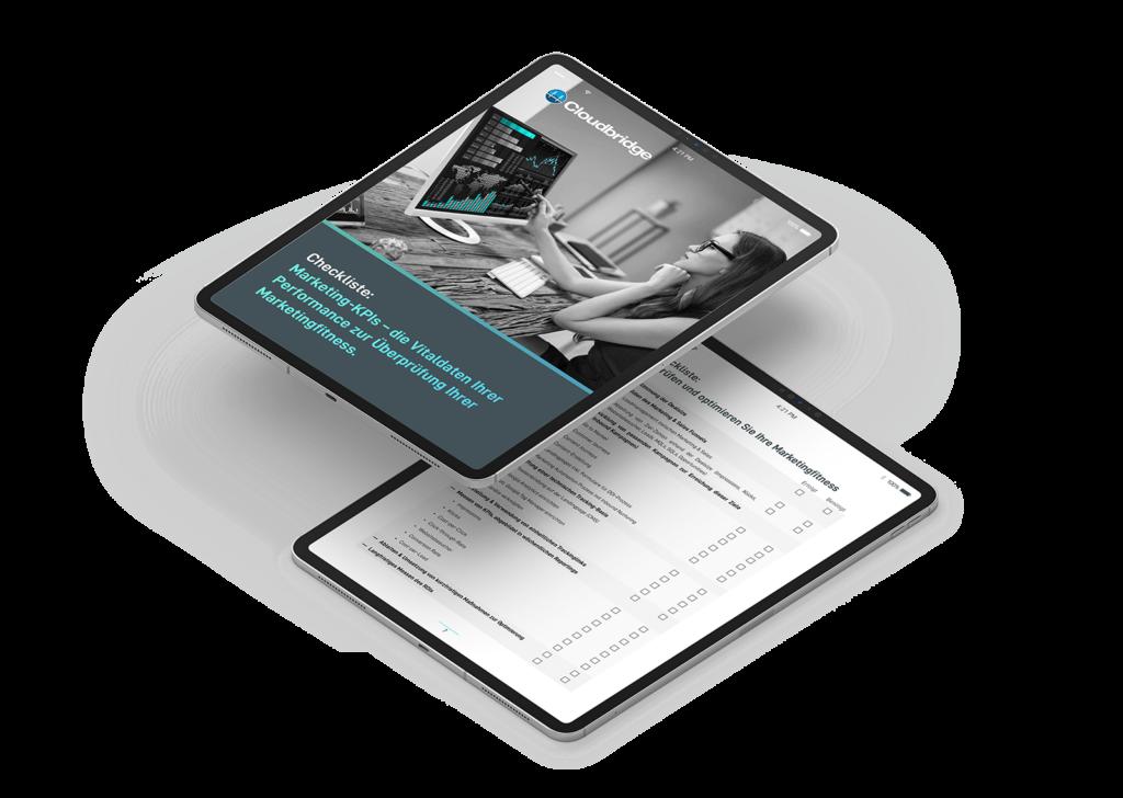 Marketing Transformation Checkliste KPIs, ROI