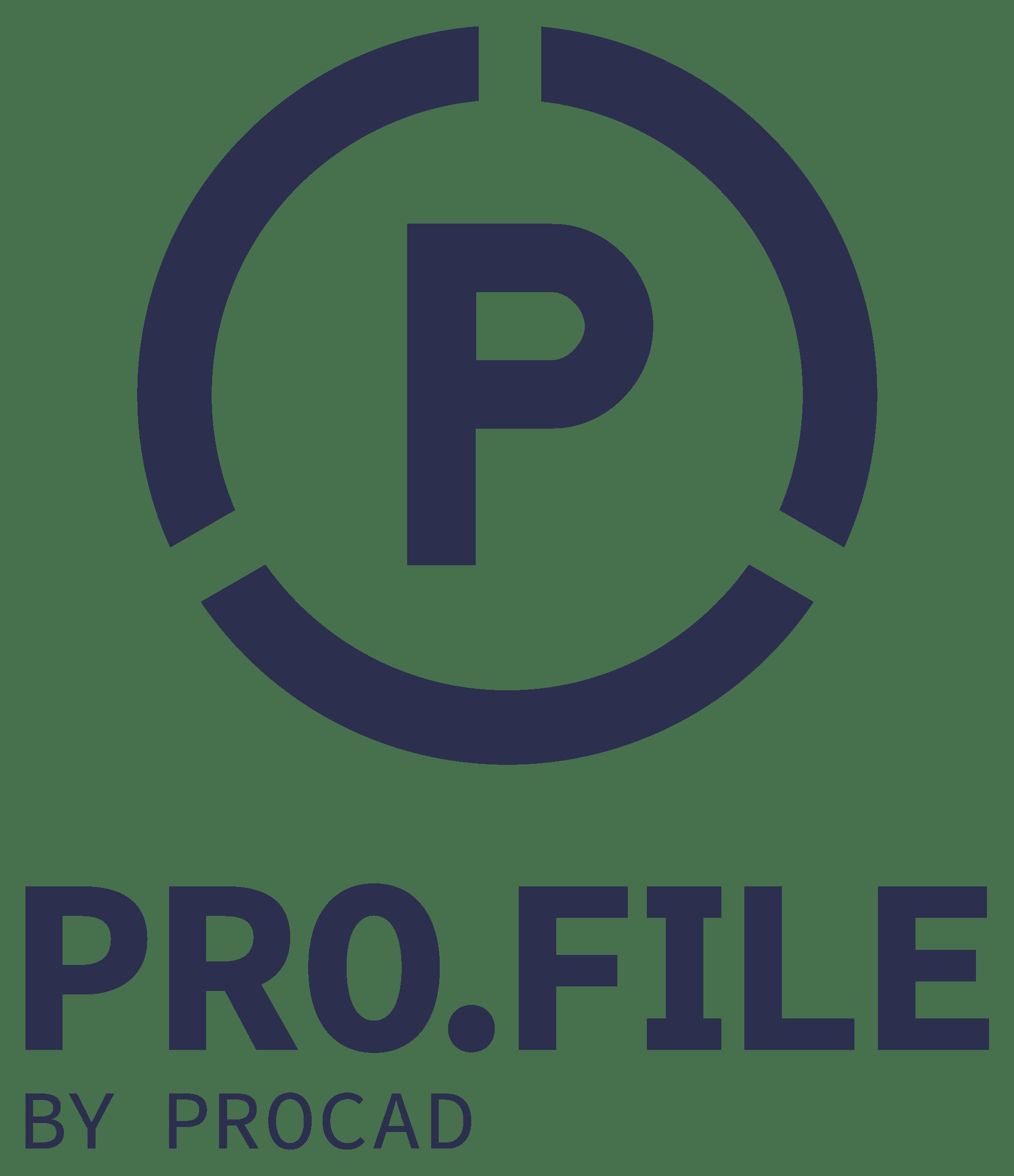 PRO.FILE_byPROCAD_logo