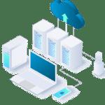 Icon Server und Computer