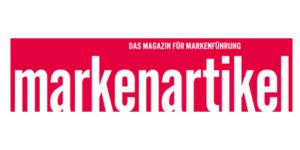 Logo markenartikel magazin